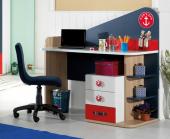 Laura Genç Çocuk Odası Çalışma Masası