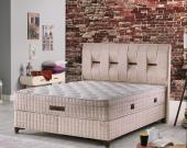 Multi Comfort Çif Kişilik Set Baza+başlık+ortopedik Yatak 140x190