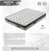 Quantum Ortapedik Tek Kişilik Yatak + Baza + Başlık 100x200-7