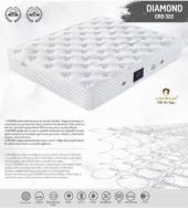 Dıamond Hasır Yaylı Ortapedik Tek Kişilik Yatak (120x200)