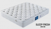 Sleep Fresh Çift Kişilik (140x190) Ortopedik Yatak
