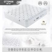 Ottoman Paket Yaylı Ortapedik Tek Kişilik Yatak (90x190)