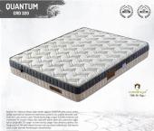 Quantum Hasır Yaylı Ortapedik Çift Kişilik Yatak (150x200)