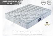 Milenyum Stress Ortapedik S. Pedli Tek Kişilik Yatak (90x200)