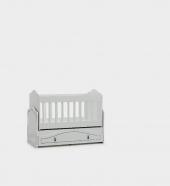 Hisar-Bebek Odası Takımı-Kısa Sallanır Beşik-3lü Dolap-Şifonyer-2