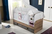 Like-Bebek Odası-Büyüyen-Uzun Sallanır Beşik-2