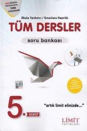 5. Sınıf Tüm Dersler Soru Bankası Limit...