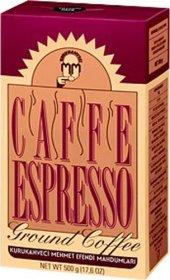 Kurukahveci Mehmet Efendi Caffe Espresse Kahve 500g