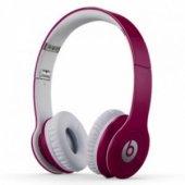 Beats Solo HD Control Talk OE Pembe Kulaküstü Kulaklık BT.900.00061.03-2
