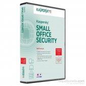Kaspersky Small Office Security 6.0 (1 Server + 10 Pc + 10 Md) 1 Yıl