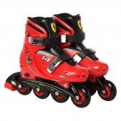 Ferrari Çocuk Paten Kırmızı 33 36
