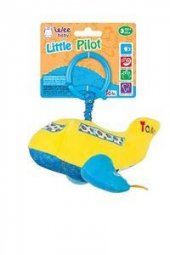 Wee Baby Puset ve Oyun Parkı Oyuncağı - Minik Pilot