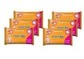 Fresh N Soft Classic Islak Bebek Havlusu 6 Lı Eko Paket (384 Ad