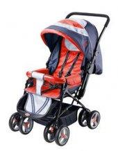 Baby2go Camino Çift Yönlü Bebek Arabası Kırmızı 4036