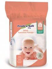 Freshn Soft Bebek Temizleme Pamuğu 60lik...