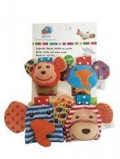 Sozzy Toys Çıngıraklı Çorap Ve Bileklik Seti...