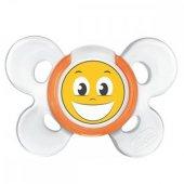 Chicco Physio Comfort Tekli Silikon Emzik 12 Ay Smile