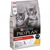 Proplan Junior Kitten Yavru Kediler İçin Tavuklu Kedi Maması 3 Kg