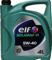 Elf Moligraf F1 5w40 4 Litre Motor Yağ (Benzin, Dizel)ürt 2019