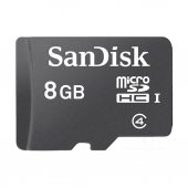 Sandisk 8GB MicroSDHC Class4 Hafıza Kartı -2