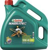 Castrol Magnatec 10w 40 A3 B4 4 Lt