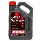 Motul 6100 Synergie + 10w40 5 Lt Motor Yağı Ürt 2018