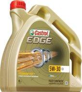 Castrol Edge 5w 30 Ll 4litre Motor Yağı