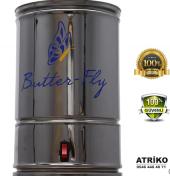 Butterfly Soytaş Doğal Tereyağ Yayık Makinesi 5...
