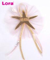 Lora Altın Lazer Kesim Nikah Şekeri Deniz Yıldızı 50 Adet