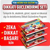 ADEDA DİKKATİ GÜÇLENDİRME SETİ 5 YAŞ !!! YENİ BASKI-3