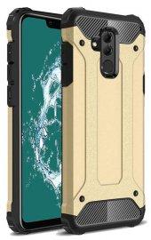 Huawei Mate 20 Lite Kılıf Çift Katmanlı Crash Darbe Emici-3