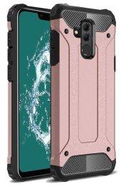 Huawei Mate 20 Lite Kılıf Çift Katmanlı Crash Darbe Emici-8