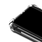 Huawei Mate 20 Lite Silikon Kılıf Darbe Korumalı Şeffaf-4