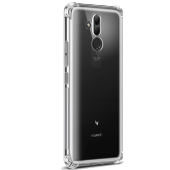 Huawei Mate 20 Lite Silikon Kılıf Darbe Korumalı Şeffaf-5