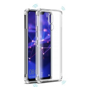 Huawei Mate 20 Lite Silikon Kılıf Darbe Korumalı Şeffaf-6