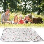 Pratik Piknik Yer Örtüsü Piknik Örtüsü
