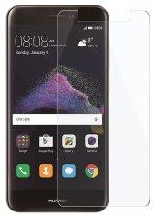Huawei P9 Lite 2017 Silikon Kılıf Premier Kırılmaz Nano Cam-7