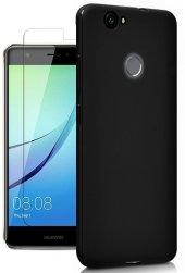 Huawei Nova Silikon Slim Premier Kılıf + Kırılmaz Cam-2