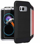 Samsung Galaxy S8 Plus Heavy Duty Ar Silikon Kılıf