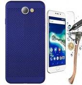 Genaral Mobile GM6 Soft Silikon Kılıf + Kırılmaz Cam-4