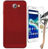 Genaral Mobile GM6 Soft Silikon Kılıf + Kırılmaz Cam-5