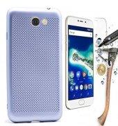 Genaral Mobile GM6 Soft Silikon Kılıf + Kırılmaz Cam-6