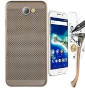 Genaral Mobile GM6 Soft Silikon Kılıf + Kırılmaz Cam-8