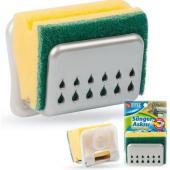 Vantuzlu Bulaşık Süngeri Askısı Sponge Hanger...