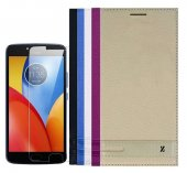 Motorola Moto E4 Plus Kapaklı Kılıf Elite +...