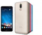 Huawei Mate 10 Lite Silikon Kılıf Soft İnce + Kırılmaz Cam