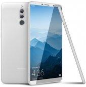 Huawei Mate 10 Lite Kılıf Silikon Kamera Korumalı-3