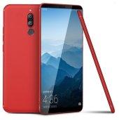 Huawei Mate 10 Lite Kılıf Silikon Kamera Korumalı-5