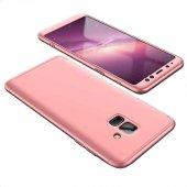 Protect Fit Samsung Galaxy A8 2018 Kılıf 360 Derece Koruma-6