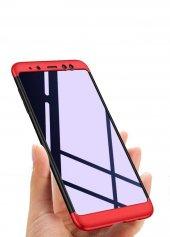 Protect Fit Samsung Galaxy A8 2018 Kılıf 360 Derece Koruma-8